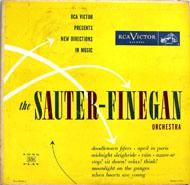 "The Sauter-Finegan Orchestra Vinyl 10"" (Used)"