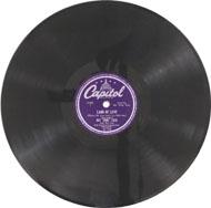 """Nat King Cole Vinyl 10"""" (Used)"""