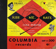 "Kiss Me, Kate Vinyl 12"" (Used)"