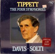 "The Four Symphonies Vinyl 12"" (New)"