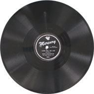 "Dinah Washington Vinyl 10"" (Used)"