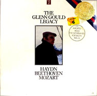 "The Glenn Gould Legacy Vol. 2 Vinyl 12"" (New)"