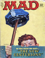 MAD Magazine No. 158 Magazine
