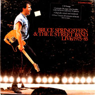 "Bruce Springsteen & the E Street Band Vinyl 12"" (New)"