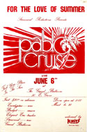 Pablo Cruise Poster