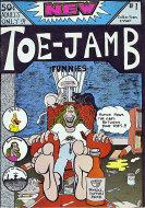 Toe-Jamb #1 Magazine