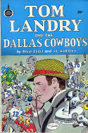 Tom Laundry & the Dallas Cowboys Magazine