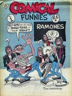 Comical Funnies Vol. 1 No. 1 Magazine