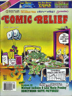 Comic Relief Vol. 6 No. 68 Comic Book