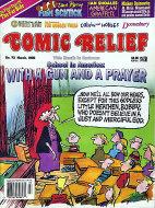 Comic Relief Vol. 6 No. 73 Comic Book