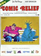 Comic Relief Vol. 1 No. 6 Comic Book