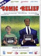 Comic Relief Vol. 2 No. 10 Comic Book