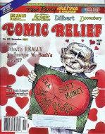 Comic Relief Vol. 12 No. 133 Comic Book