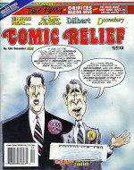 Comic Relief Vol. 12 No. 135 Comic Book