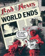 Bad News Vol. 1 No. 1 Comic Book