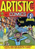 Artistic Comics Comic Book