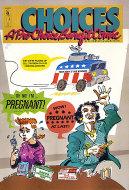 Choices: A Pro-Choice Benefit Comic Comic Book