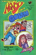 Mendy And The Golem Vol. 1 No. 3 Comic Book