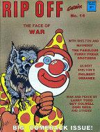 Rip Off Comix No. 14 Comic Book