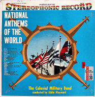 "The Colonial Military Band Vinyl 12"" (Used)"