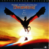 Dragonheart Laserdisc