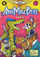 Animal Bite Comix Comic Book