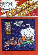 Cosmic Capers Comic Book
