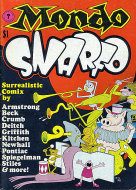 Mondo Snarfo Comic Book
