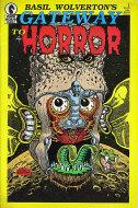 Gateway To Horror #1 Comic Book