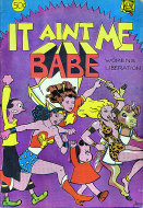 It Ain't Me Babe Comic Book