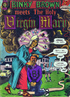 Binky Brown Meets The Holy Virgin Mary Comic Book