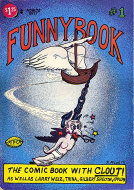 Funnybook Comic Book
