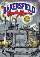 Bakersfield Kountry Komics Comic Book