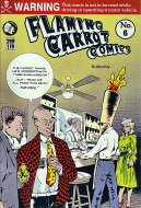 Flaming Carrot Comics No. 6 Comic Book