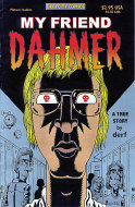 My Friend Dahmer Comic Book