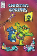Geriatric Gerbils #3 Comic Book