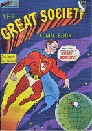 The Great Society Comic Book Comic Book