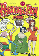 Pandora's Box Comix Comic Book