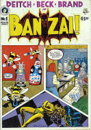 Ban Zai! No. 1 Comic Book