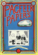The Pagfeek Papers Comic Book