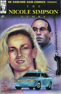 The OJ Simpson Story #5 Comic Book