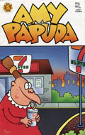 Amy Papuda No. 1 Comic Book