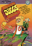 Greatest Diggs of all Time! Comic Book