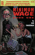 Minimum Wage Book One Comic Book
