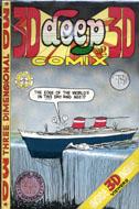Deep 3D Comix No. 1 Comic Book