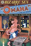 Omaha the Cat Dancer No. 9 Comic Book
