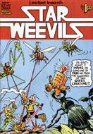 Star Weevils Comic Book