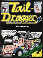 Tail-Dragger Comix Comic Book