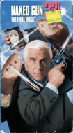 Naked Gun 33 1/3 - The Final Insult VHS