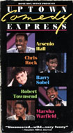 Uptown Comedy Express VHS